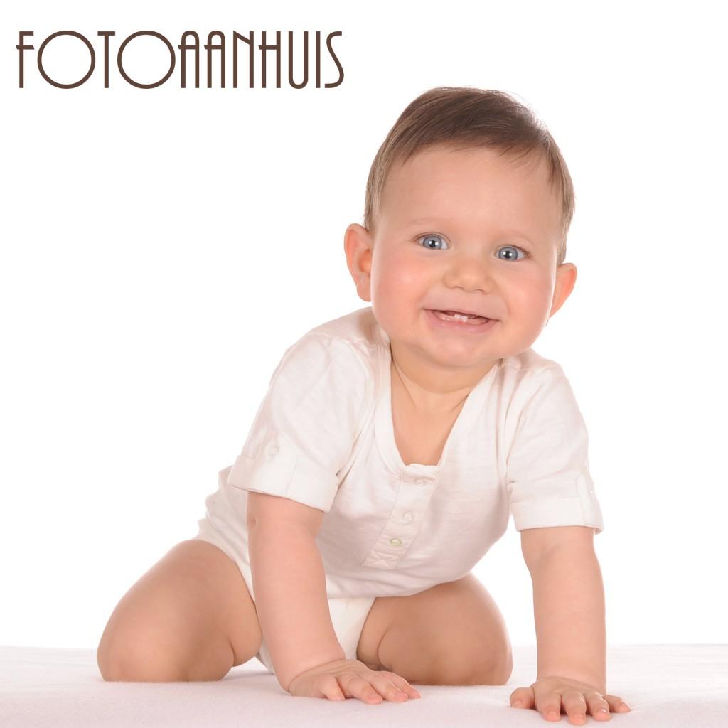 Babyfotografie bij Fotoaanhuis