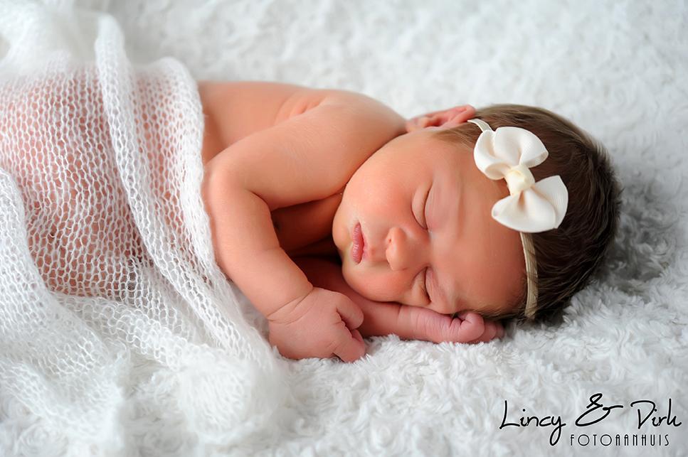 Newborn babyfotografie babyshoot Bissegem