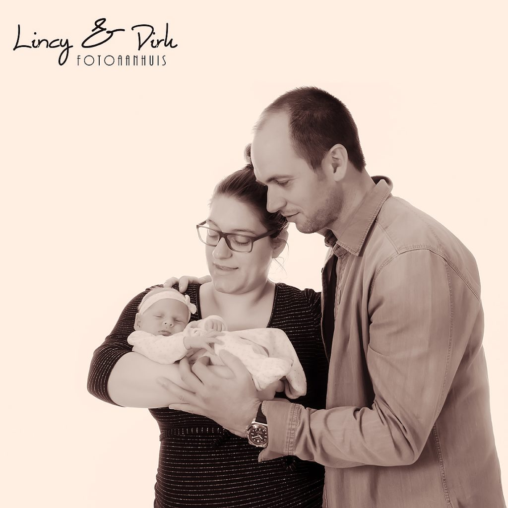 newborn babyfotografie Tielt - Oostrozebeke