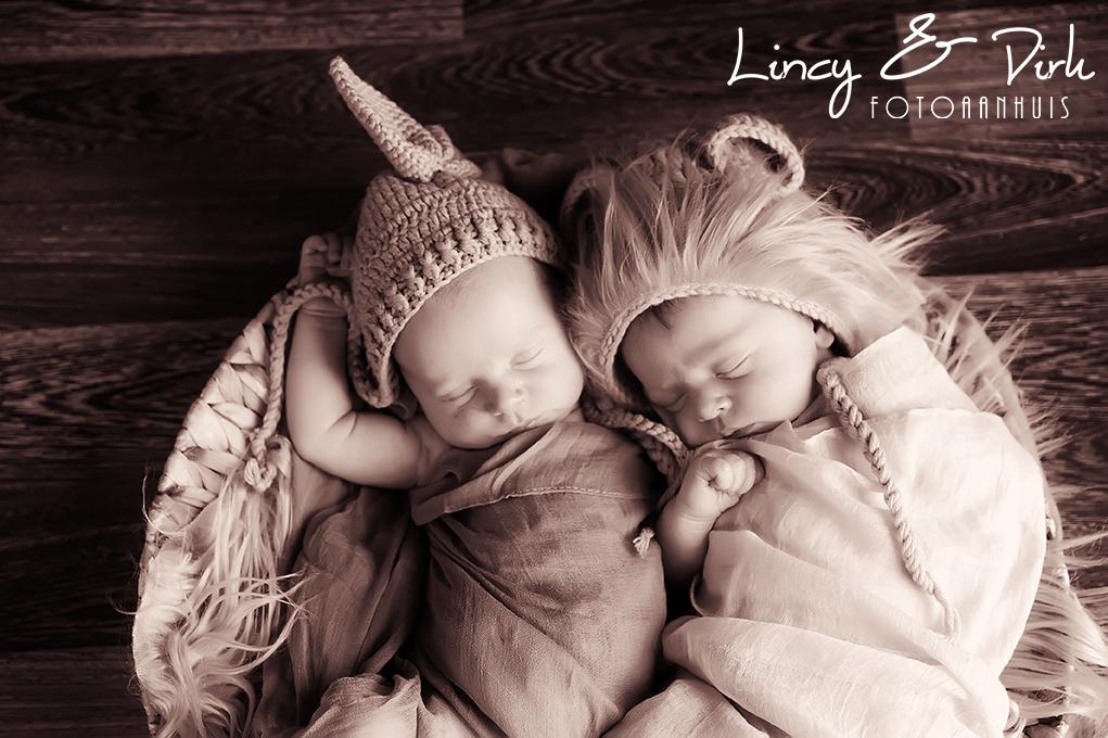 Newborn baby fotoshoot Eeklo