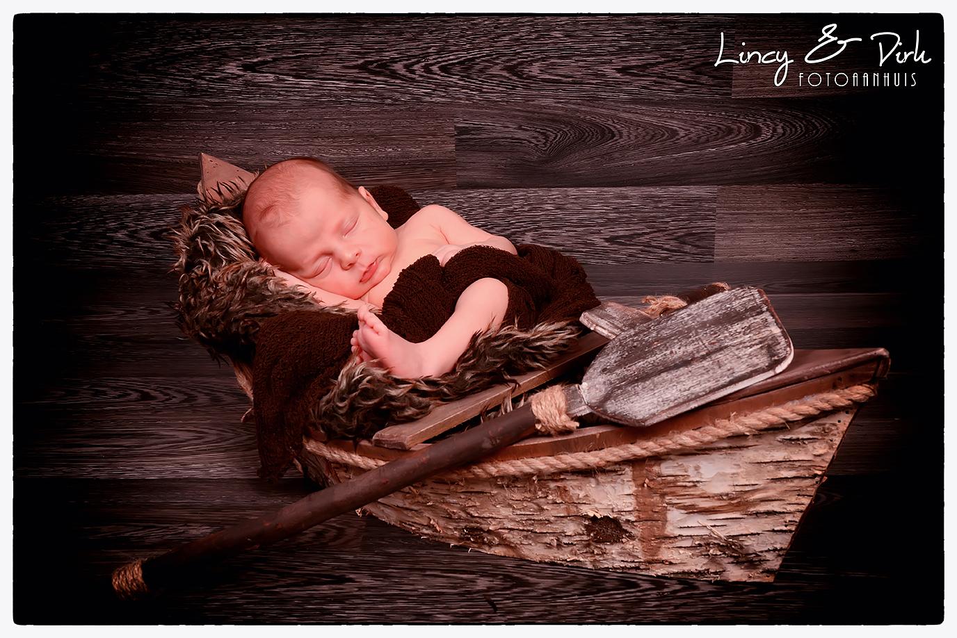 Newborn baby fotoshoot Oudenaarde Kluisbergen