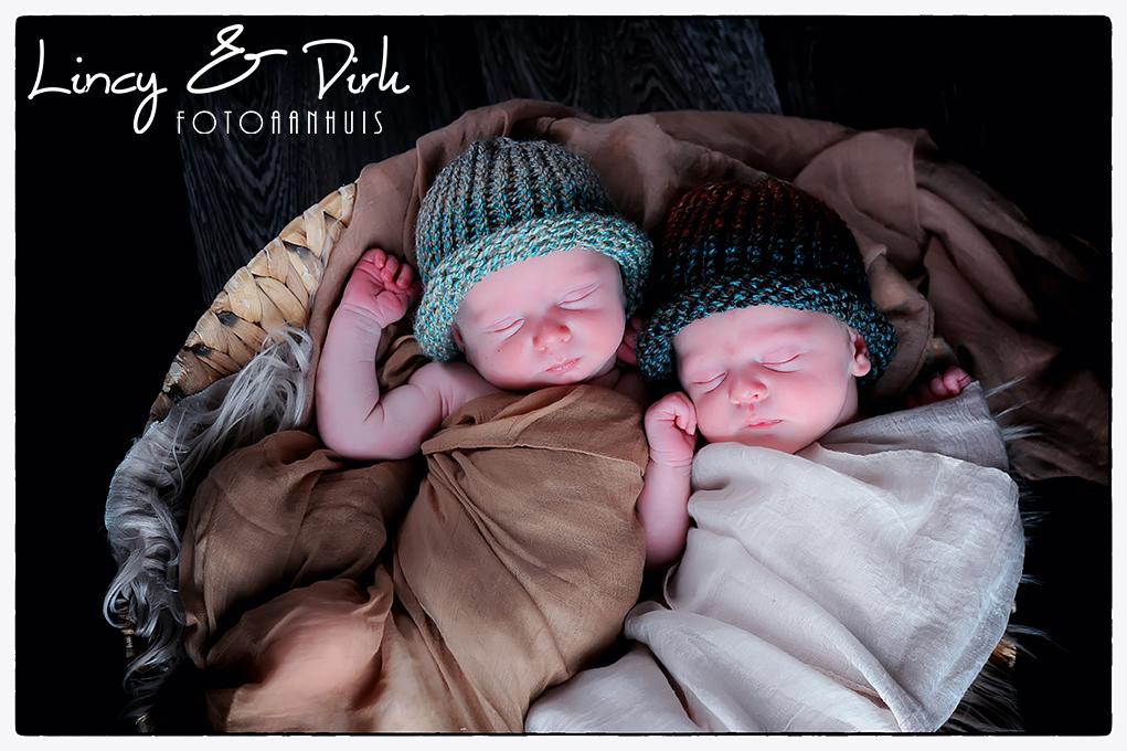Newborn baby fotoshoot Tielt