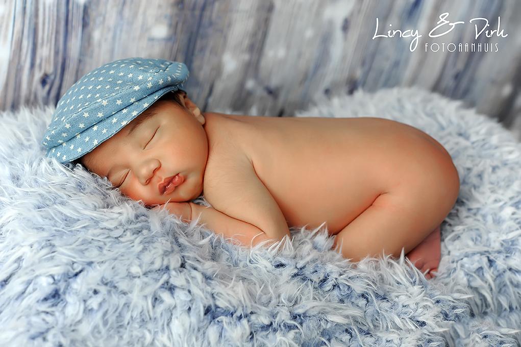 Newborn baby fotoshoot Kruishoutem