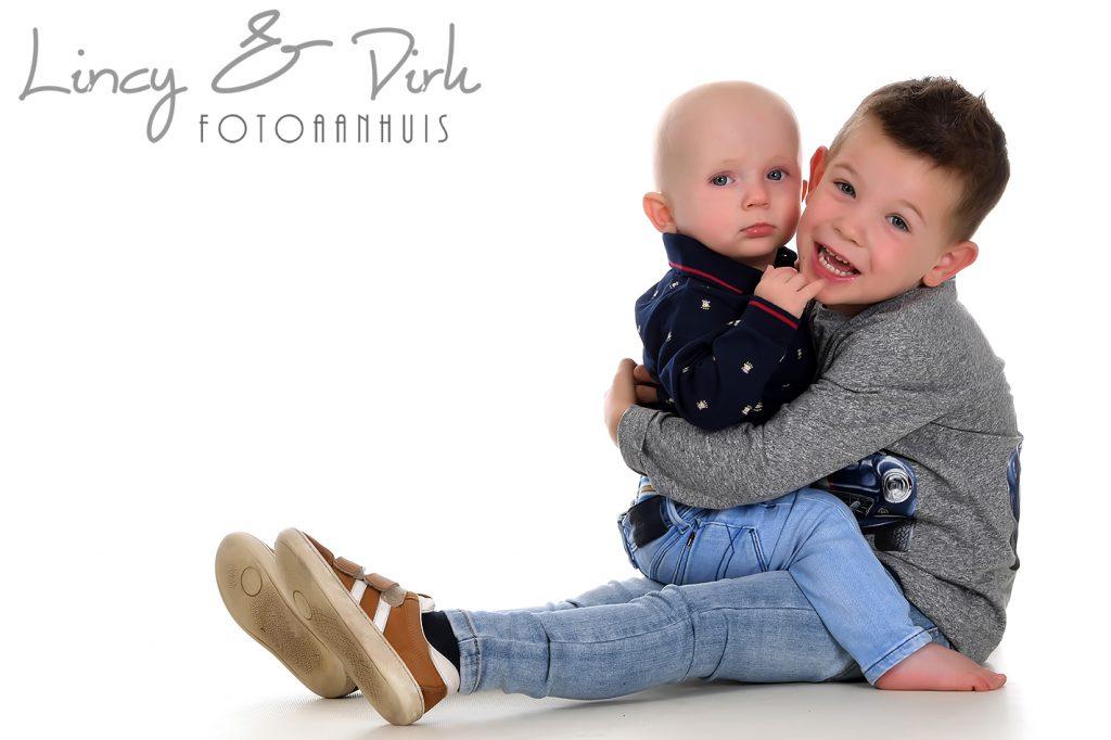 fotoshoot in studio - gezin - familieshoot