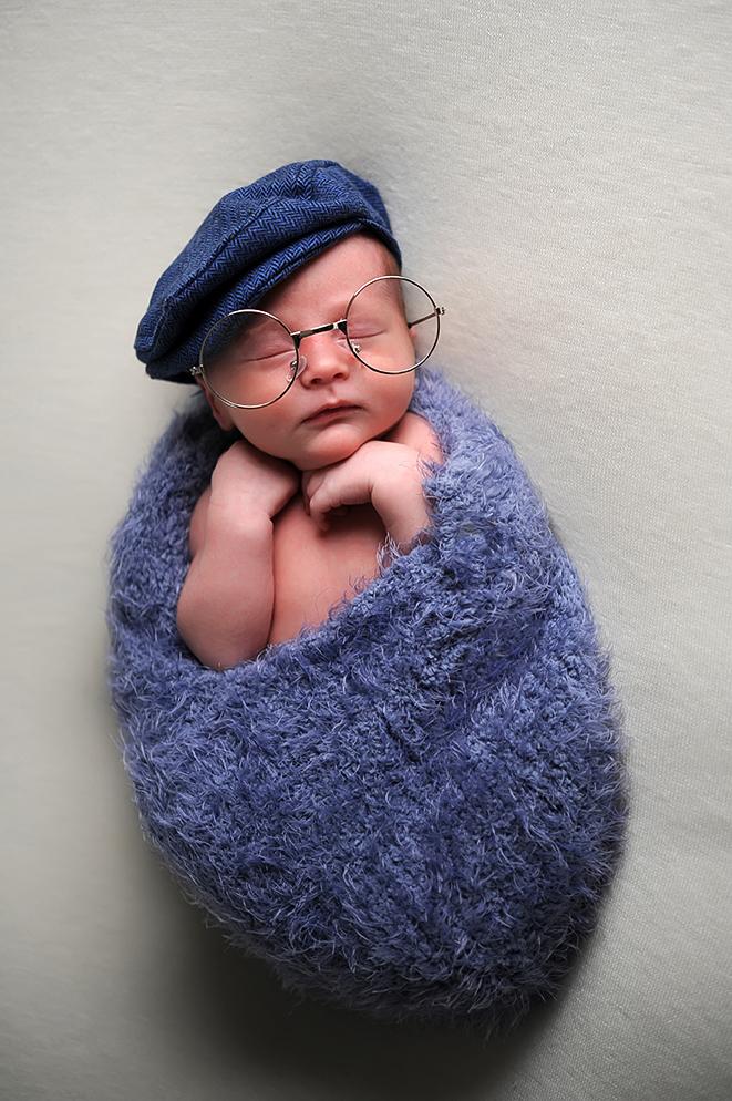 newbornfotografie babyfotograaf newborn baby Waregem Kortrijk Gent