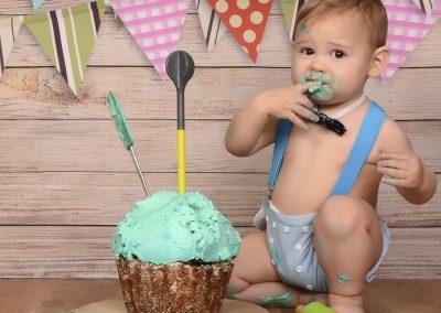 baby Smash Cake De Pinte