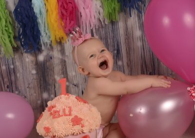 baby Smash Cake Gent