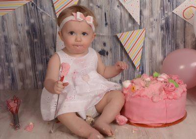 baby Smash Cake Oudenaarde