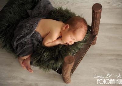 baby fotografie West-Vlaanderen