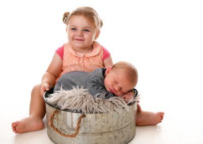 baby fotoshoot newborn Deinze