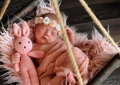 baby fotoshoot newborn Dentergem