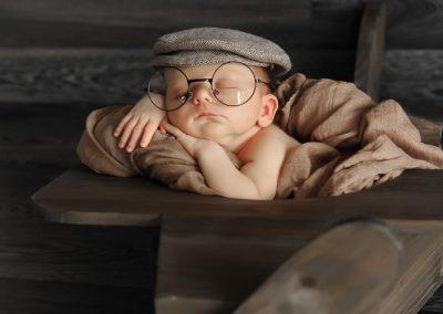 baby fotoshoot newborn Diksmuide