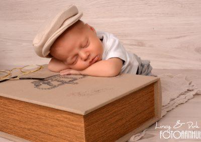 baby fotoshoot newborn Eeklo