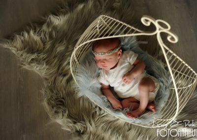 baby fotoshoot newborn Gent
