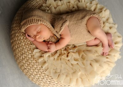 baby fotoshoot newborn Izegem