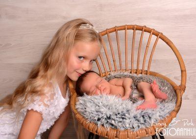 baby fotoshoot newborn Oudenaarde