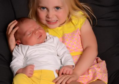 baby fotoshoot newborn Sint-Niklaas