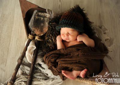 baby fotoshoot newborn Tielt