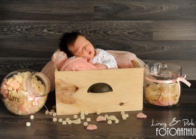 baby fotoshoot newborn Waregem