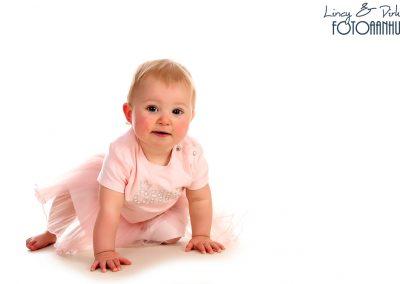 baby sitter verjaardag fotoshoot studio Portret Oost-vlaanderen