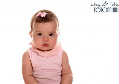 baby sitter verjaardag fotoshoot studio Portret West-vlaanderen