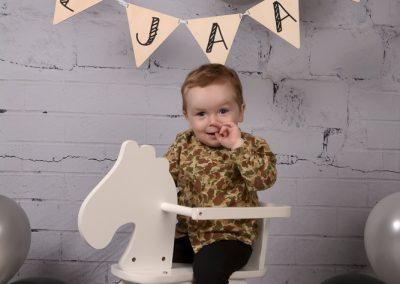 baby verjaardag Waregem