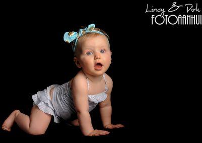 baby sitter verjaardag fotoshoot studio Portret Deerlijk
