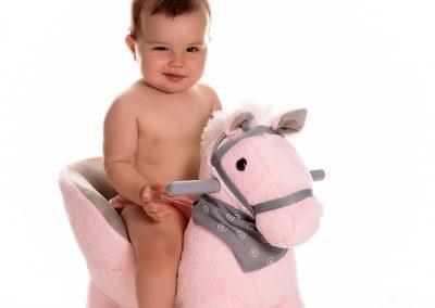 baby sitter verjaardag fotoshoot studio Portret Wervik