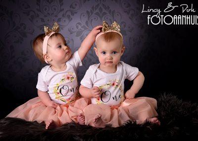 baby sitter verjaardag fotoshoot studio Portret Anzegem