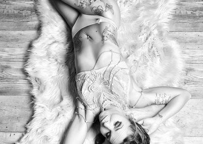 boudoir lingerie naakt en erotische fotoshoot Gent