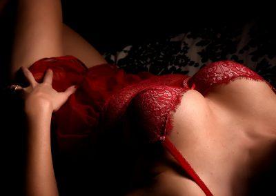 boudoir lingerie naakt en erotische fotoshoot