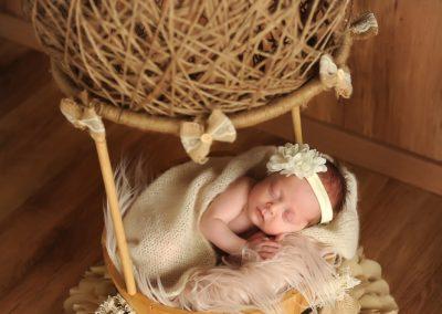 fotografie newborn Kruishoutem
