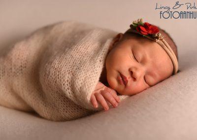 newborn baby fotoshoot Avelgem