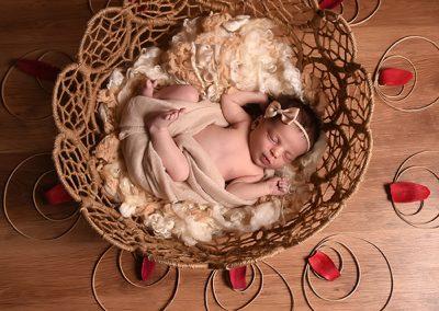 newborn baby fotoshoot Brugge