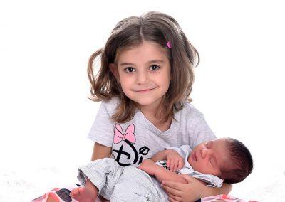 newborn baby fotoshoot Dentergem