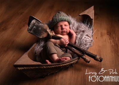 newborn baby fotoshoot Gent