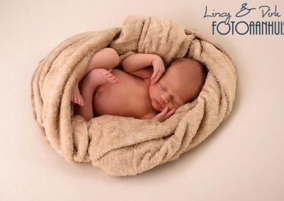 newborn baby fotoshoot Horebeke