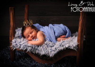 newborn baby fotoshoot Ieper