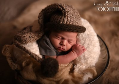 newborn baby fotoshoot Izegem