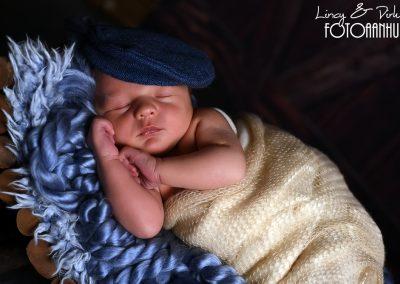 newborn baby fotoshoot Kuurne