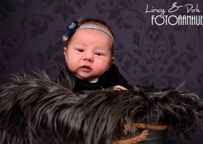 newborn baby fotoshoot Lokeren