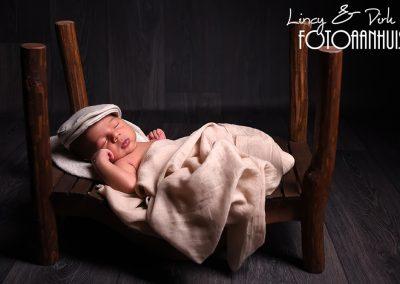 newborn baby fotoshoot Oost-Vlaanderen