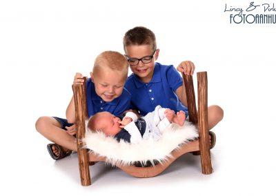 newborn baby fotoshoot Roeselare