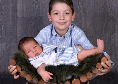 newborn baby fotoshoot Ronse