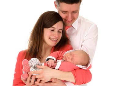 newborn baby fotoshoot Waregem