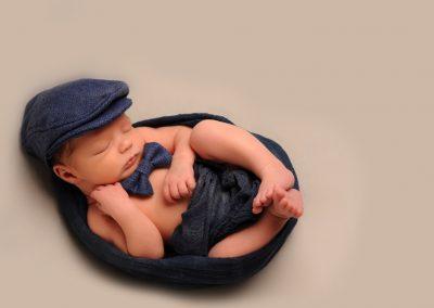 newborn baby fotoshoot Wielsbeke