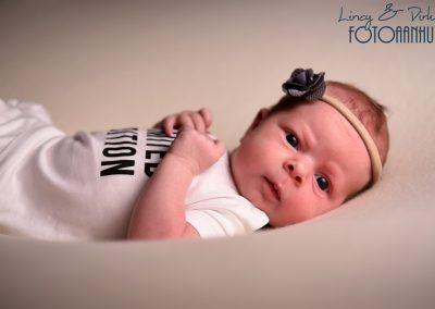 newborn baby fotoshoot Zwalm