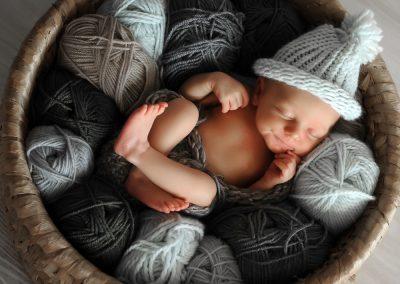 newborn fotografie Tielt