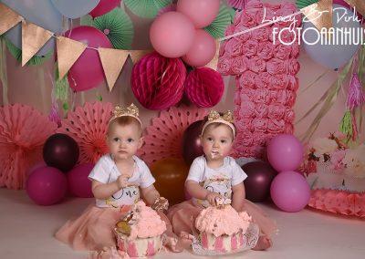 Cake Smash verjaardag baby taart Nazareth