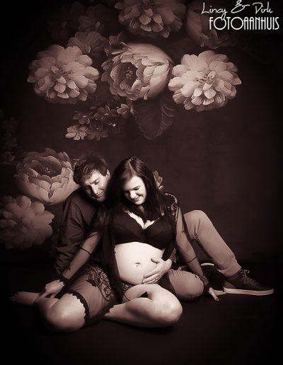 boho zwangerschap fotoshoot Waregem